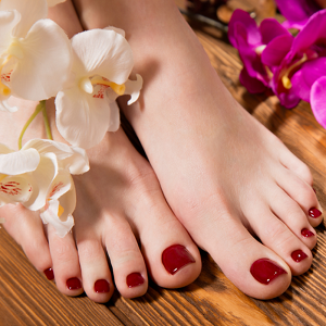 Pedicure For Man and Women's